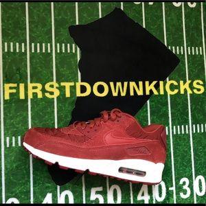 Women's Nike Air Max 90 Premium Size 8 443817 601